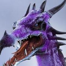 Violet Dragon